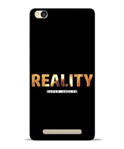 Reality Super Redmi 3s Mobile Cover