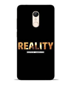 Reality Super Redmi 5 Mobile Cover