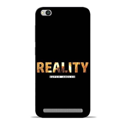 Reality Super Redmi 5A Mobile Cover