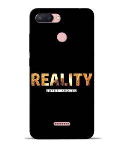 Reality Super Redmi 6 Mobile Cover