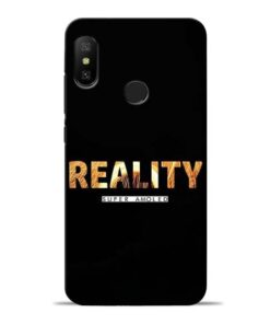 Reality Super Redmi 6 Pro Mobile Cover