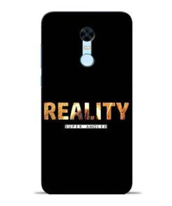 Reality Super Redmi Note 5 Mobile Cover
