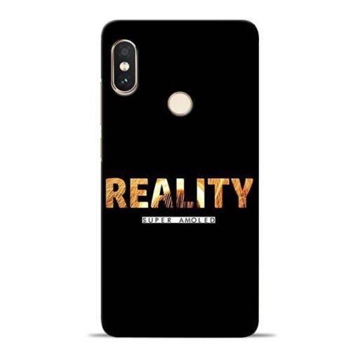 Reality Super Redmi Note 5 Pro Mobile Cover