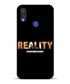 Reality Super Redmi Note 7 Mobile Cover