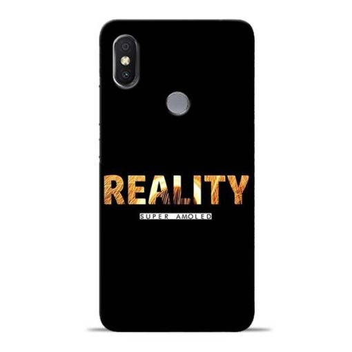 Reality Super Redmi S2 Mobile Cover