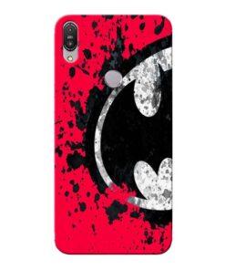 Red Batman Asus Zenfone Max Pro M1 Mobile Cover