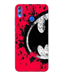 Red Batman Honor 8X Mobile Cover