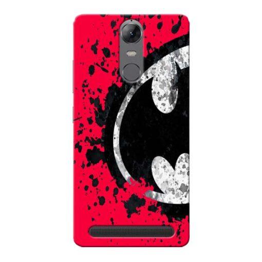 Red Batman Lenovo Vibe K5 Note Mobile Cover