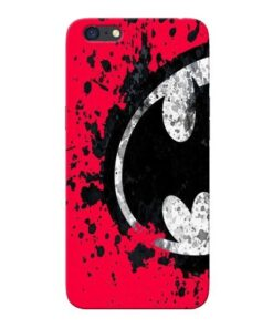 Red Batman Oppo A71 Mobile Cover