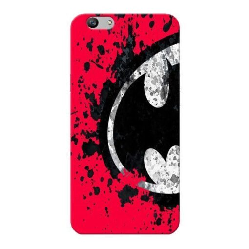 Red Batman Oppo F1s Mobile Cover