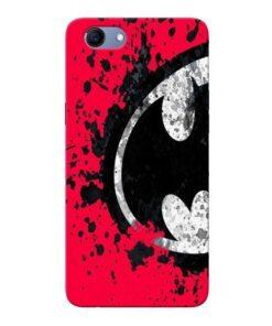 Red Batman Oppo Realme 1 Mobile Cover