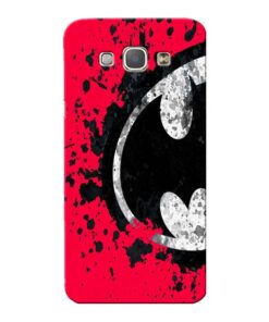 Red Batman Samsung Galaxy A8 2015 Mobile Cover