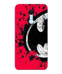 Red Batman Xiaomi Redmi Note 5 Mobile Cover