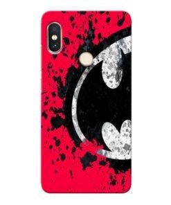 Red Batman Xiaomi Redmi Note 5 Pro Mobile Cover