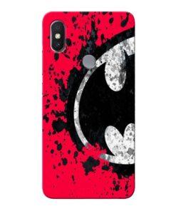Red Batman Xiaomi Redmi S2 Mobile Cover