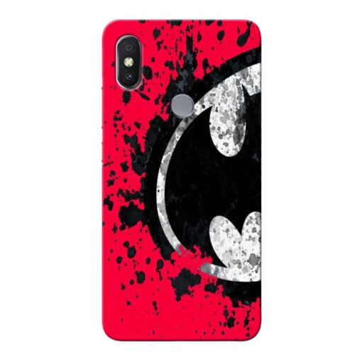 Red Batman Xiaomi Redmi S2 Mobile Cover
