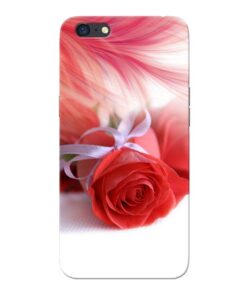 Red Rose Oppo A71 Mobile Cover