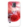 Red Rose Samsung Galaxy S5 Mobile Cover