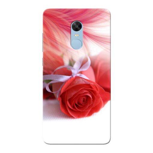 Red Rose Xiaomi Redmi Note 4 Mobile Cover