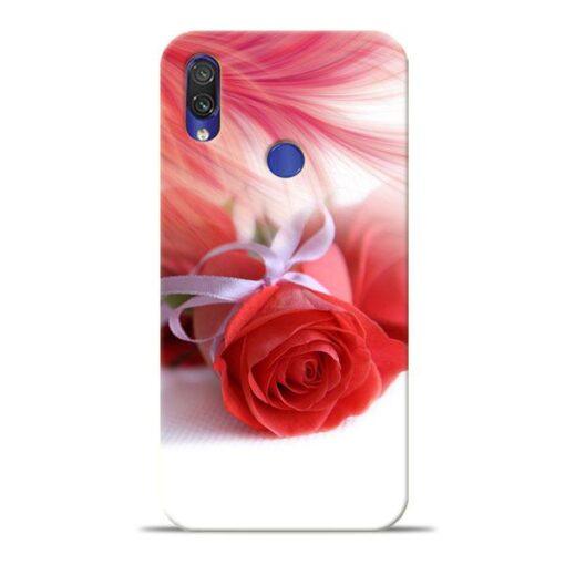 Red Rose Xiaomi Redmi Note 7 Mobile Cover