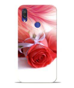 Red Rose Xiaomi Redmi Note 7 Pro Mobile Cover