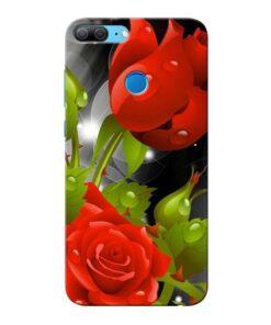 Rose Flower Honor 9 Lite Mobile Cover