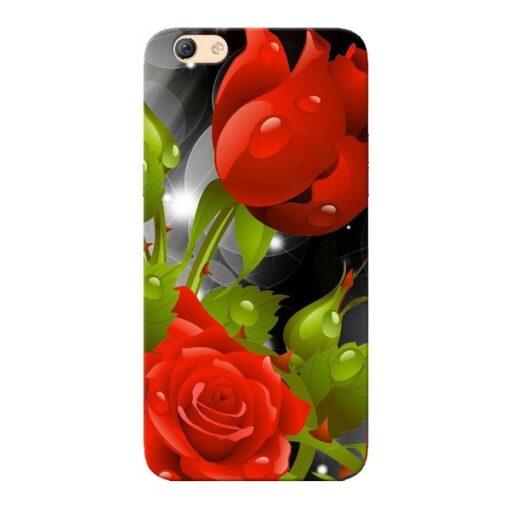 Rose Flower Oppo F3 Mobile Cover