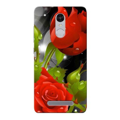 Rose Flower Xiaomi Redmi Note 3 Mobile Cover
