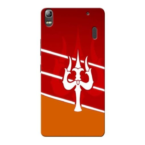 Shiva Trishul Lenovo K3 Note Mobile Cover