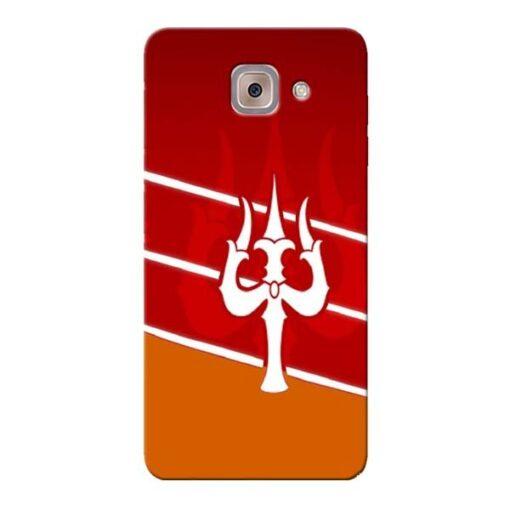 Shiva Trishul Samsung Galaxy J7 Max Mobile Cover