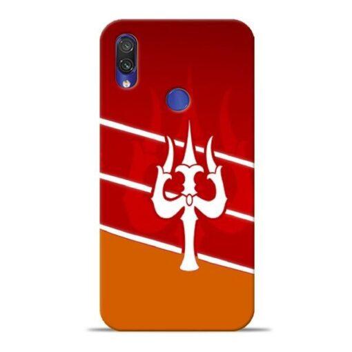Shiva Trishul Xiaomi Redmi Note 7 Mobile Cover