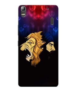 Singh Lion Lenovo K3 Note Mobile Cover