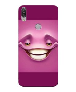 Smiley Danger Asus Zenfone Max Pro M1 Mobile Cover