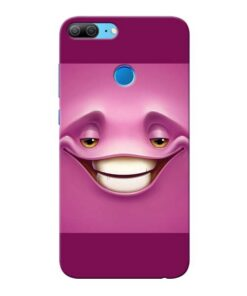 Smiley Danger Honor 9 Lite Mobile Cover