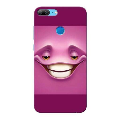 Smiley Danger Honor 9 Lite Mobile Cover