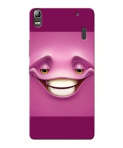 Smiley Danger Lenovo K3 Note Mobile Cover
