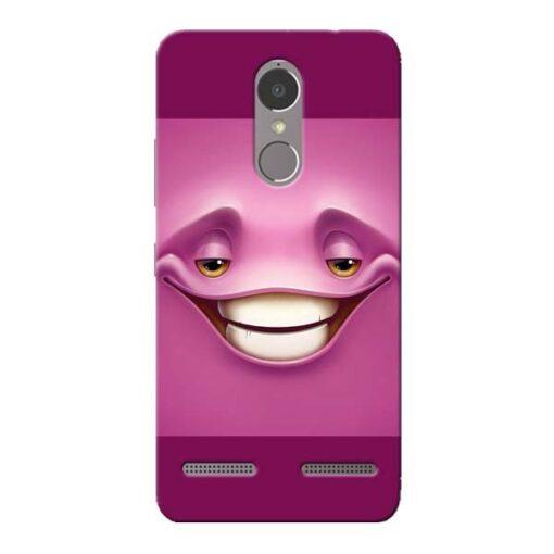 Smiley Danger Lenovo K6 Power Mobile Cover