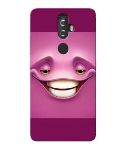 Smiley Danger Lenovo K8 Plus Mobile Cover