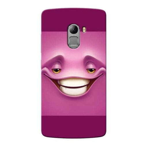 Smiley Danger Lenovo Vibe K4 Note Mobile Cover