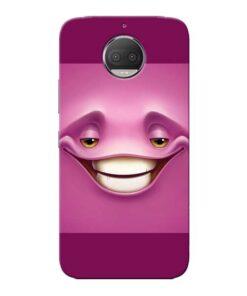 Smiley Danger Moto G5s Plus Mobile Cover