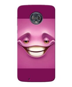 Smiley Danger Moto G6 Mobile Cover