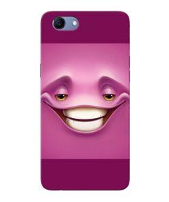 Smiley Danger Oppo Realme 1 Mobile Cover