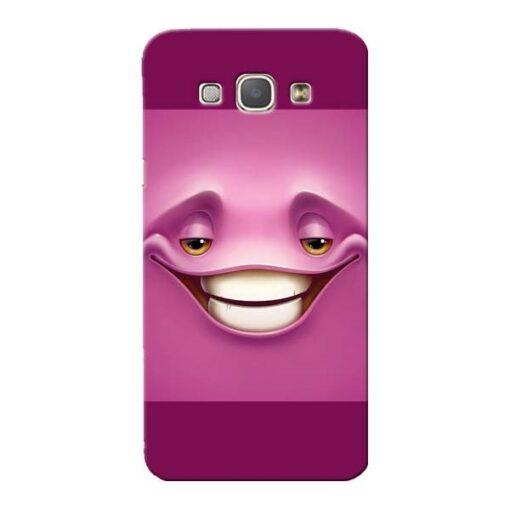 Smiley Danger Samsung Galaxy A8 2015 Mobile Cover
