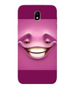 Smiley Danger Samsung Galaxy J7 Pro Mobile Cover