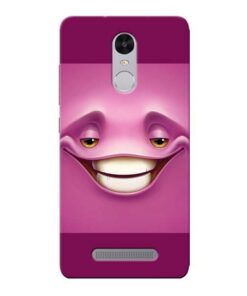 Smiley Danger Xiaomi Redmi Note 3 Mobile Cover