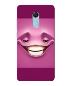 Smiley Danger Xiaomi Redmi Note 4 Mobile Cover