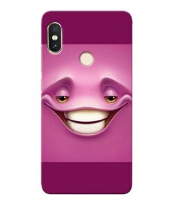 Smiley Danger Xiaomi Redmi Note 5 Pro Mobile Cover