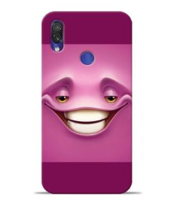 Smiley Danger Xiaomi Redmi Note 7 Mobile Cover