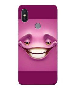 Smiley Danger Xiaomi Redmi S2 Mobile Cover