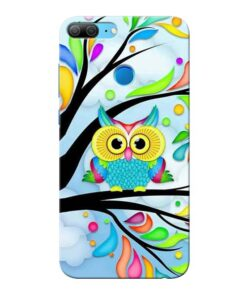 Spring Owl Honor 9 Lite Mobile Cover